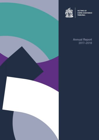 2017 - 18 Annual Report Cover